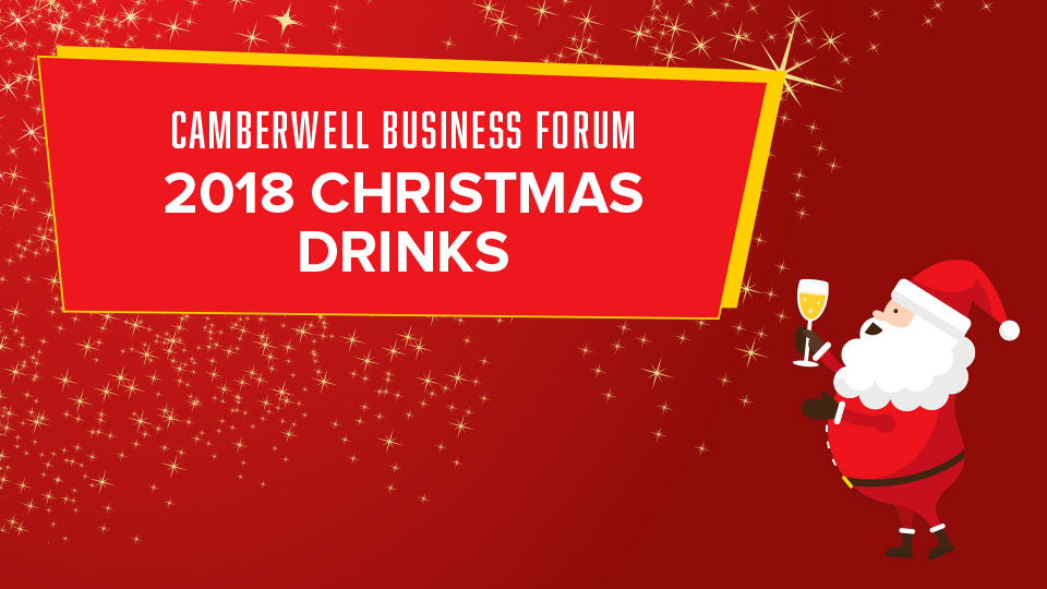 2018 Christmas Drinks