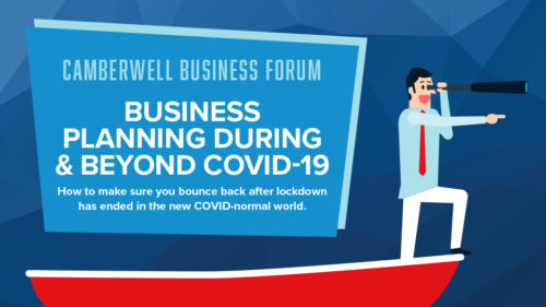 Business planning for COVID-19 and beyond